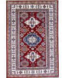 Kashee Royal Kazak Rust - Ivory 6'10'' x 9'11'' Rug