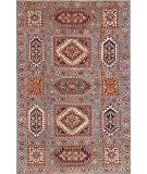 Kashee Royal Kazak Grey 5'6'' x 8'3'' Rug