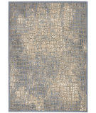 Kathy Ireland Sahara KI395 Blue - Grey Area Rug