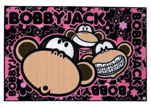 Fun Rugs Bobby Jack Bobby Faces BJ-21 Multi Area Rug