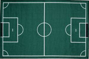 Fun Rugs Fun Time Soccerfield FT-134 Multi Area Rug