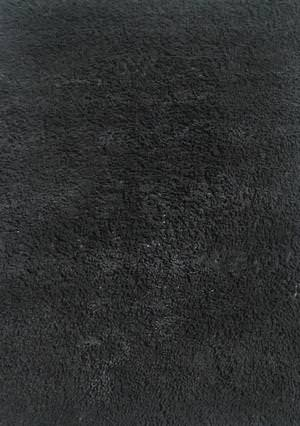 Fun Rugs Fun Shags Black Shag SH-15 Black Area Rug