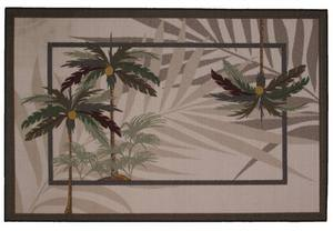 Fun Rugs Supreme Palm Fronds TSC-206 Multi Area Rug