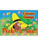 Fun Rugs Curious George Peek-A-Boo CG-06 Area Rug