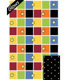 Fun Rugs Night Flash NF-20 Multi Area Rug