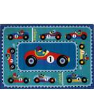 Fun Rugs Olive Kids Vroom OLK-053 Multi Area Rug