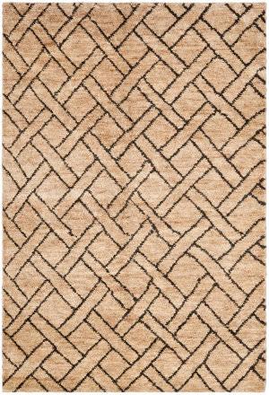 Ralph Lauren Clayton LRL3223A Natural / Charcoal Area Rug