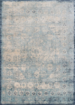 Loloi Anastasia Af-14 Light Blue - Ivory Area Rug