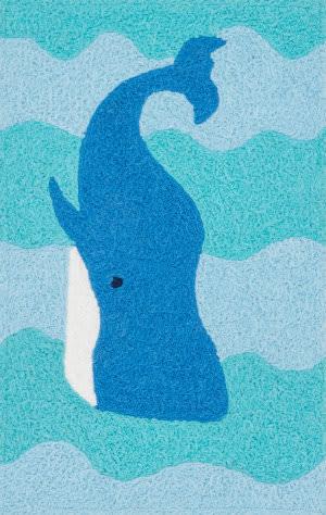 Loloi Angelou AN-03 Ocean / Blue Area Rug