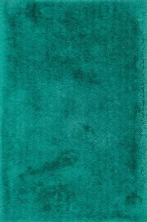 Loloi Allure Shag Aq-01 Emerald Area Rug