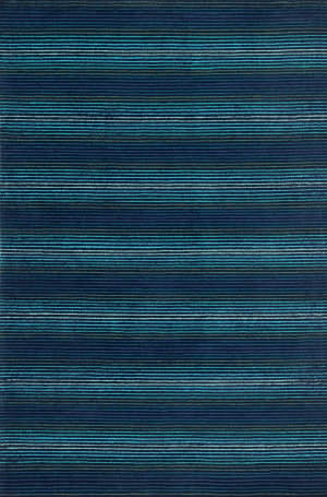 Loloi Boca Bh-02 Blue - Light Blue Area Rug
