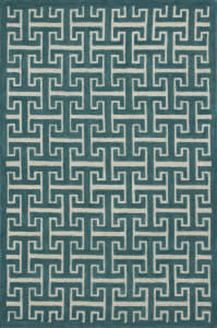 Loloi Brighton Bt-03 Teal Area Rug