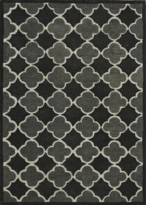 Loloi Brighton Bt-05 Black / Grey Area Rug