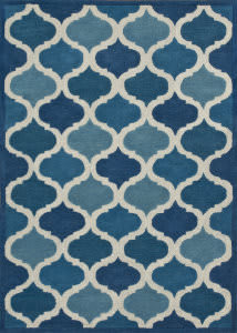 Loloi Brighton Bt-07 Cobalt Blue Area Rug