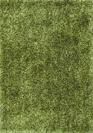 Loloi Carrera Shag CG-01 Green Area Rug