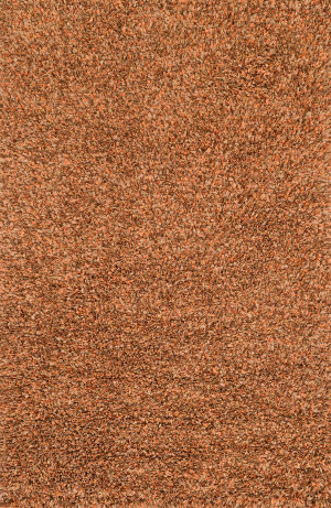 Loloi Cleo Shag Co-01 Hm Collection Rust Area Rug