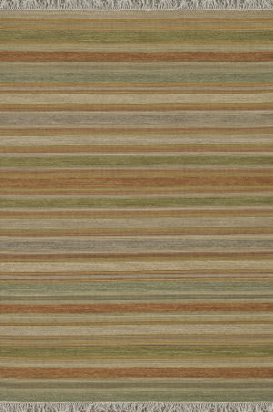 Loloi Camden Cm-03 Light Green / Multi Area Rug