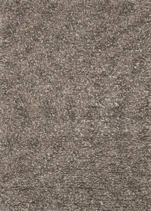 Loloi Cleo Shag Co-01 Hm Collection Stone Area Rug