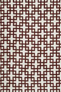 Loloi Charlotte Ct-04 Ivory / Rust Area Rug