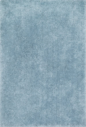 Loloi Cozy Shag Cz-01 Light Blue Area Rug