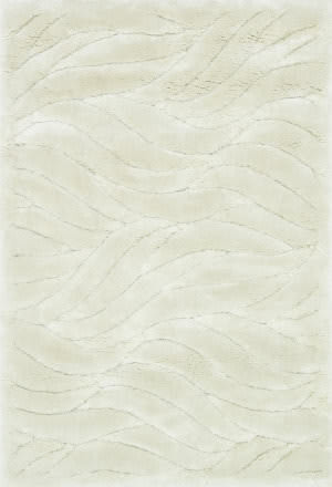 Loloi Dream Shag Dr-02 Ivory Area Rug