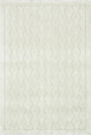 Loloi Dream Shag Dr-03 Ivory Area Rug