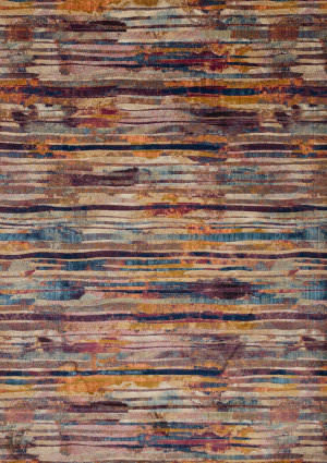 Loloi Dreamscape Dm-03 Raspberry - Multi Area Rug