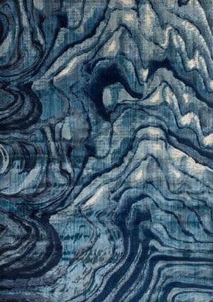 Loloi Dreamscape Dm-13 Indigo - Blue Area Rug