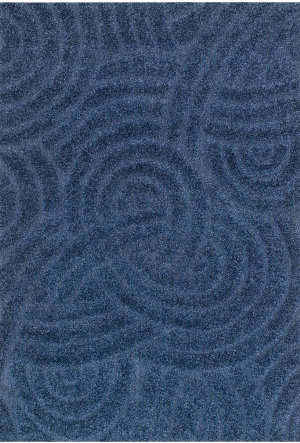 Loloi Enchant En-17 Navy - Light Blue Area Rug