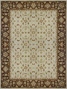 Loloi Elmwood EW-01 Ivory-Brown Area Rug