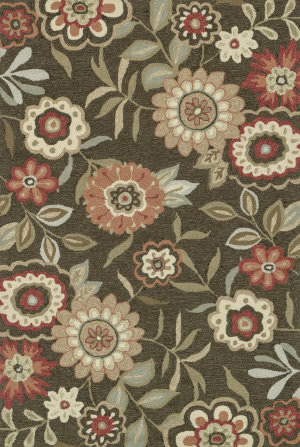 Loloi Francesca Fc-02 Brown Area Rug