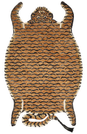 Loloi Feroz Fer-05 Tangerine Area Rug