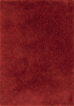 Loloi Fresco Shag Fg-01 Red Area Rug