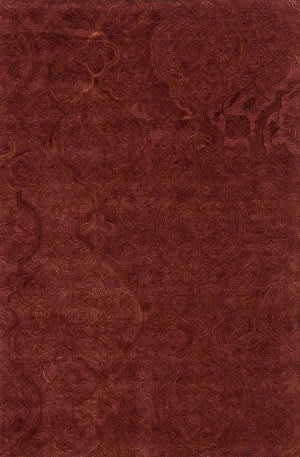 Loloi Filigree Fi-01 Rust Area Rug