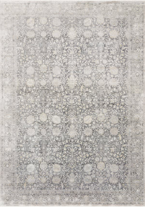 Loloi Gemma Gem-02 Charcoal - Sand Area Rug