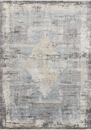 Loloi Gemma Gem-04 Charcoal - Multi Area Rug