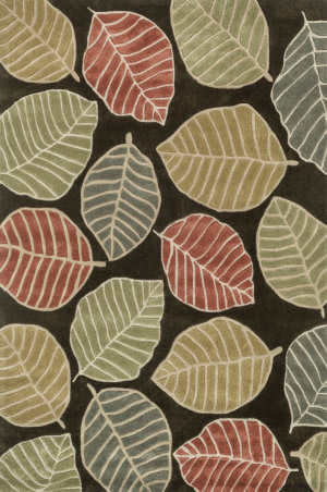 Loloi Grant Gr-10 Brown-Multi Area Rug