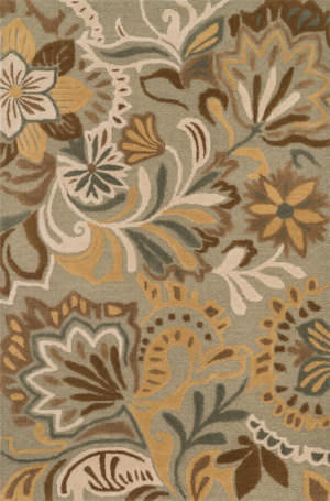 Loloi Ashford AS-04 Sage / Multi Area Rug