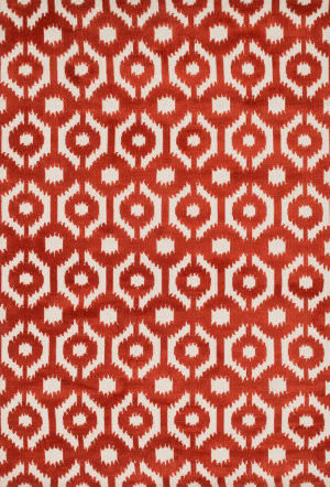Loloi Cassidy CD-06 Rust Area Rug