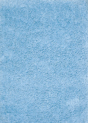 Loloi Hera Shag Hg-01 Hm Collection Blue Area Rug