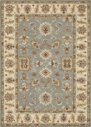 Loloi Fairfield Fairhff05 Slate / Cream Area Rug