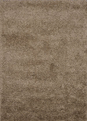 Loloi Hera Shag Hg-01 Hm Collection Mocha Area Rug