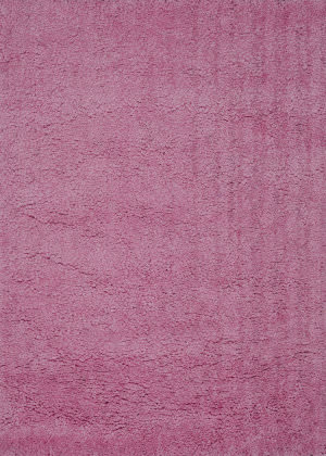 Loloi Hera Shag Hg-01 Hm Collection Pink Area Rug