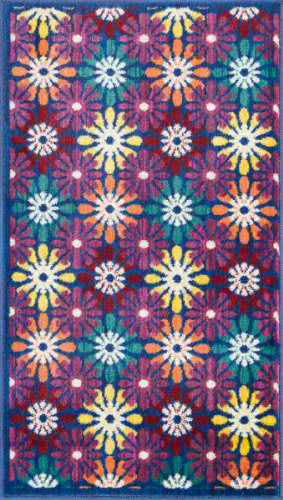 Loloi Isabelle IS-06 Blue / Multi Area Rug