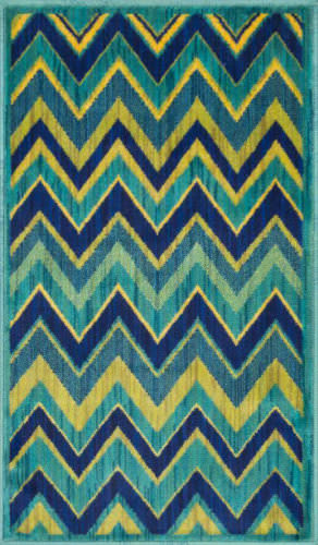 Loloi Isabelle IS-07 Green / Multi Area Rug