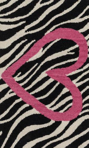 Loloi Skylar SK-01 Ivory / Pink Area Rug