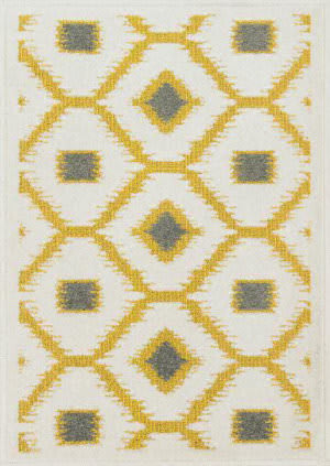 Loloi Terrace TC-08 Citron / Ivory Area Rug