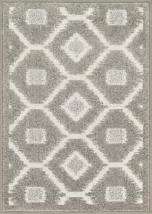 Loloi Terrace TC-08 Ivory / Grey Area Rug