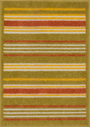 Loloi Terrace TC-14 Citron / Multi Area Rug