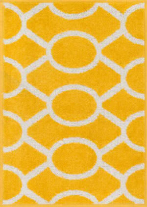 Loloi Terrace TC-20 Lemon / Ivory Area Rug